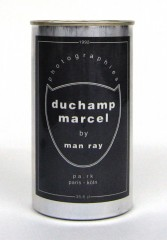 Duchamp Marcel by Man Ray